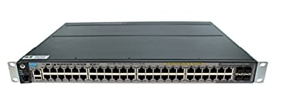 HP J9729A# 2920-48G-PoE+ Network Switch
