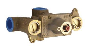 Ondine 25072 Ondine brass thermostatic valve 3/4 in NPT Disc