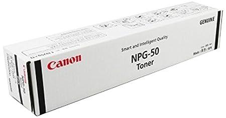 Canon NPG-50 Black Toner For Canon imageRUNNER IR-2535i, imageRUNNER IR-2545i at amazon