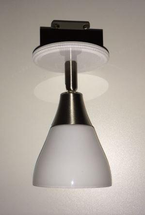 Wofi Led Strahler Fur Tangens Schienensystem Spot Glas 6504 Leuchte