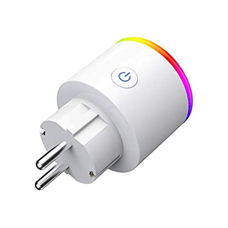 BEAUTPINE WiFi Smart Socket Power Monitor EU Plug Outlet ...