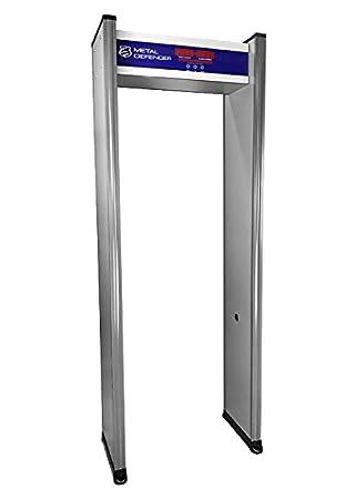 Única zona metales Metal Detector para ocultos arma y contrabando: Amazon.es: Electrónica