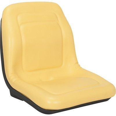 A & I Gator Seat -Yellow, Model# VG11696