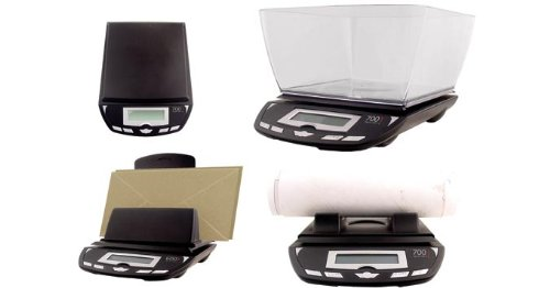 My Weigh 7001-15 Lb Postal/Shipping/Mail/Postage Scale/w Accessories