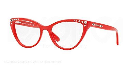 Versace VE3191 Eyeglasses-5112 - Cat Eye Versace Glasses