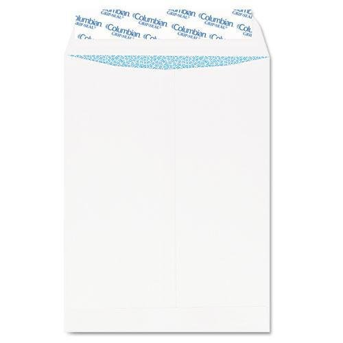 Catalog Envelopes Seal Grip - QUACO929 - Grip Seal Security Tinted Catalog Envelopes