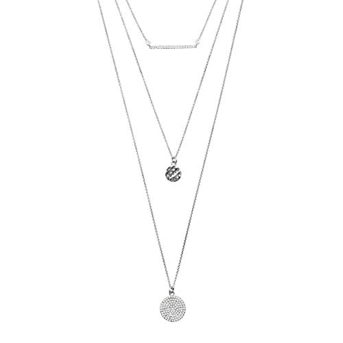Silpada 'Triple Drop' 1/2 ct Cubic Zirconia Necklace in Sterling Silver by Silpada (Image #5)