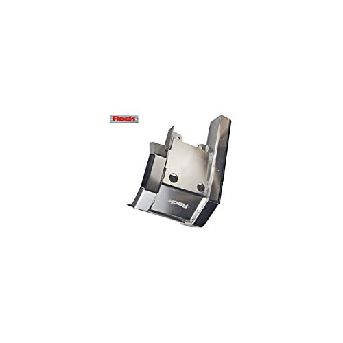 (ROCK 99-08 Honda TRX400EX Swingarm Skid Plate (Silver))