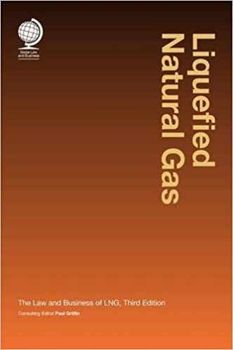 Book Liquefied Natural Gas: The Law and Business of LNG, Third Edition