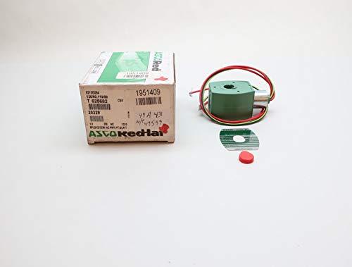 ASCO MP-C-080 238610-032-D RED-HAT II Solenoid Valve Coil 120V-AC