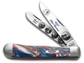 Commemorative Trapper Knife - 7