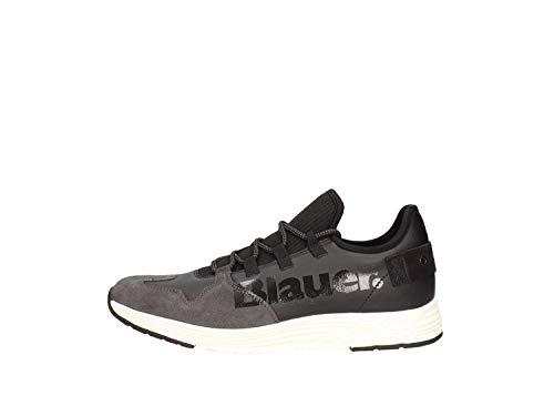 Blauer Uomo 41 8FMIAMI03 Nero Sneakers Bassa TrqwTyPBU