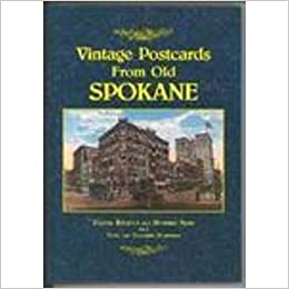 Book Vintage Postcards from Old Spokane