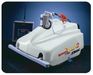 Kingshark-2 Plus w/Wireless Remote, Caddy Cart, 150' Swivel Cord Pool Cleaner