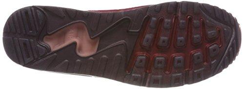 Scarpe 2 Flyknit deep Ultra Burgundy Basse Max 601 Team Rust Ginnastica Uomo Air Pink Red 90 0 Rosso da Nike TAI0YU