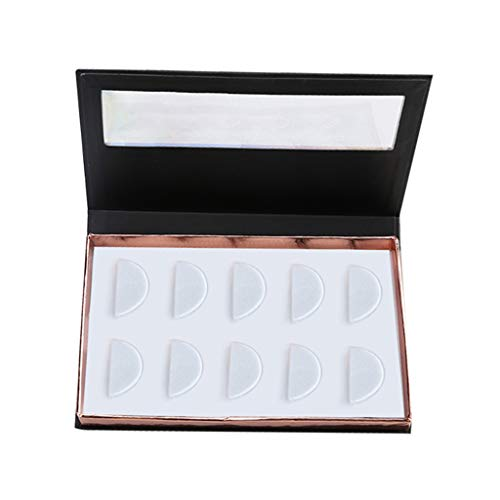 Creazy Empty False Eyelash Care Storage Case Box Container Holder Compartment Tool