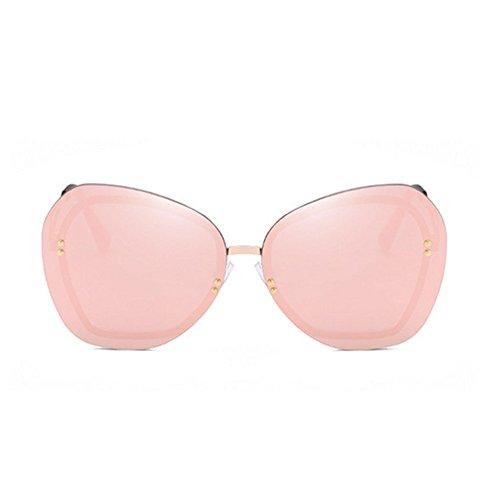GUOHONG Care Viento D Avant Moda del Deportes Sol Tendencia Protección Sol Gafas Eye F Irregular De Gafas Personalidad Diamante Unisex De Casual CX raxH1pqwr