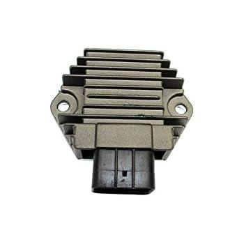 MZS Voltage Regulator Rectifier for Honda XL650// TRX350 TRX350FE TRX350FM TRX350TE TRX350TM Rancher// TRX400 TRX400FW TRX450 TRX450ES TRX450FM TRX450R TRX450S Foreman// VT750 C2F VT750C VT750C2 Shadow