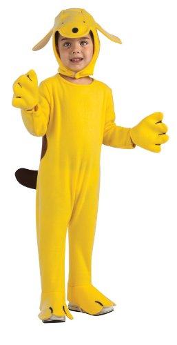 Spot the Dog Costume, Yellow, - Spot Costume