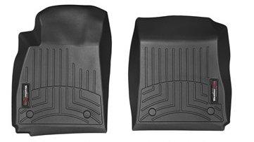 2014 – 2015 Chevrolet Impala- WeatherTech Custom Floor Mats Liners – Black