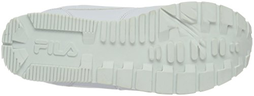 Fila Women's Orbit Velcro Low Wmn Trainers White (Bright White) sevhrr