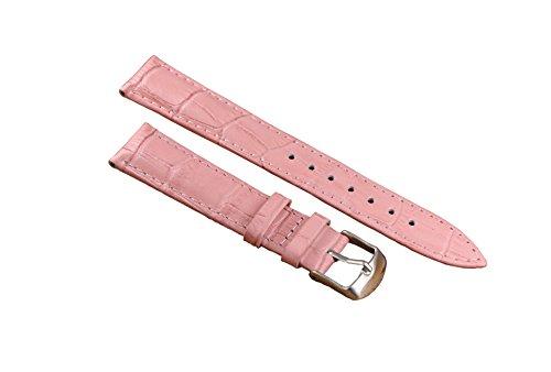 Pink Alligator Strap - 9