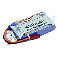 Tarot TL150A2 11.1V 35C 450MAH Lipo Battery Best for 150 Racer RC Drone Quadcopter