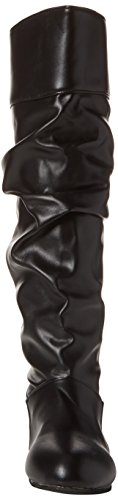 Long femme Souples Blivener Bottes Boots d7qdzv