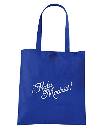 Borsa Shopper Royal Blu WC0537 REAL MADRID HALA MADRID
