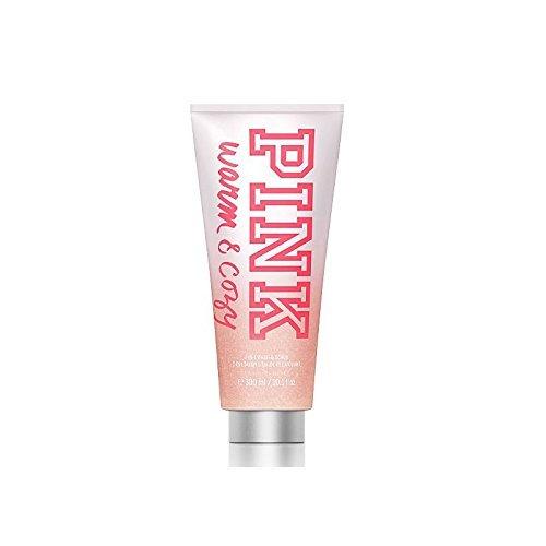Victoria Secret Pink Warm and Cozy 2 in 1 Body Wash and Scru