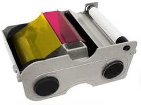 Amazon.com: Fargo Color Cinta Impresora de tarjetas para ...