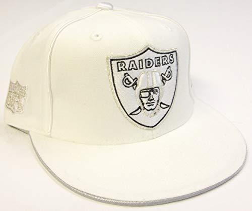 Oakland Raiders Flat Bill Hats. Reebok Oakland Raiders NFL ... c0c321101
