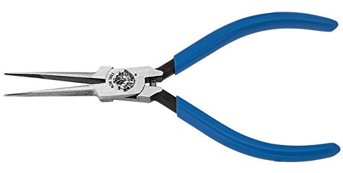 092644712609 - Klein Tools D335-51/2C 5-Inch Long Needle-Nose Pliers-Extra Slim carousel main 0