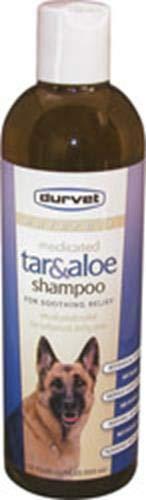 Durvet Naturals Tar and Aloe Shampoo, 17-Ounce