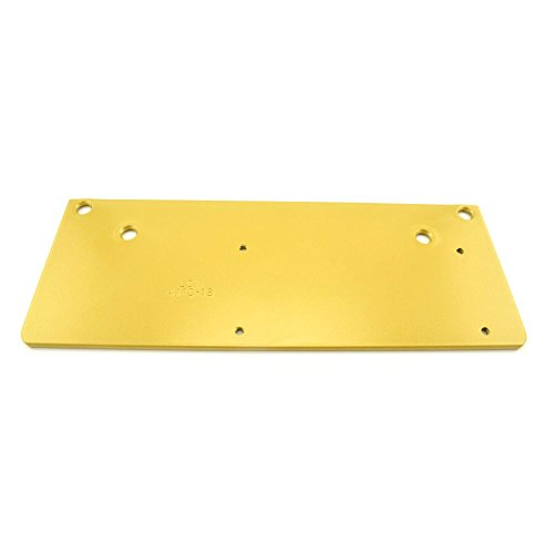 LCN 411018SB 4110-18 696 Sprayed Brass Drop Plate by Lcn