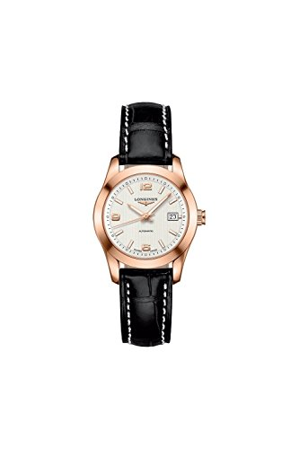 Longines-Conquest-Classic-Silver-Dial-Automatic-Ladies-Watch-L22858763