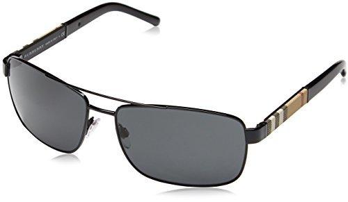 Burberry Men's BE3081 Sunglasses