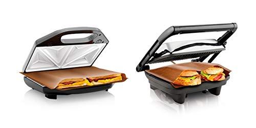 Tescoma 630692.00 Toaster Bags | Reusable 3 pcs Set | Non Stick Toast Bag Made