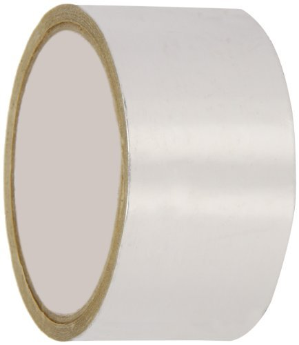Aluminum Multi-Purpose Foil Tape, 3.2 mil Thick, 46 m
