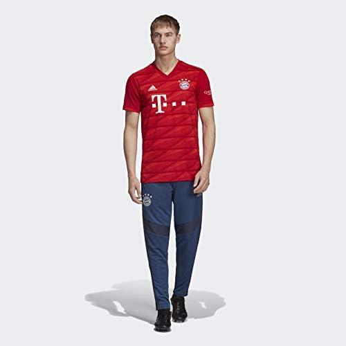 Amazon Com Adidas Fc Bayern Munich Adult Home Replica Jersey Dw7410 Clothing