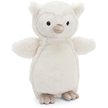 Jellycat Bashful Owl, Small, 7 inches