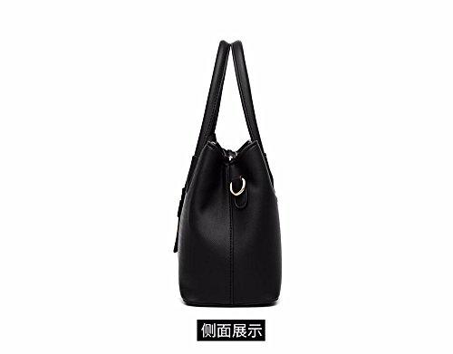 Bag para Mujer Bolso Bandolera CCZUIML de Crossbody Moda amarillo marrón RwTqnfd0x