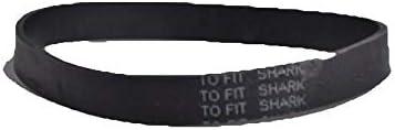 Euro-Pro Shark Upright Vacuum Cleaner XL-29 Flat Belts 2 Pk Generic Part # 17388