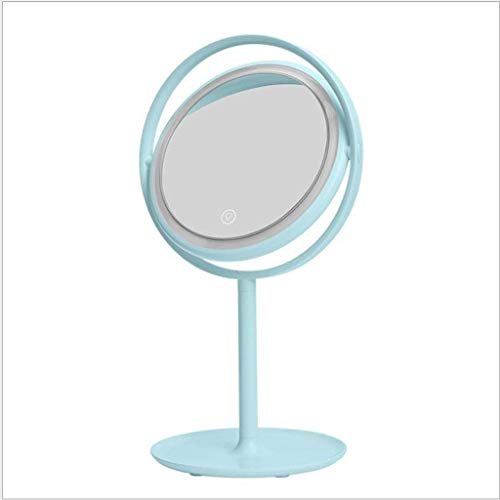 ZHAO XIN Makeup Mirror HD Mirror Natural Light, Accommodating, Mirror 360 Degree -