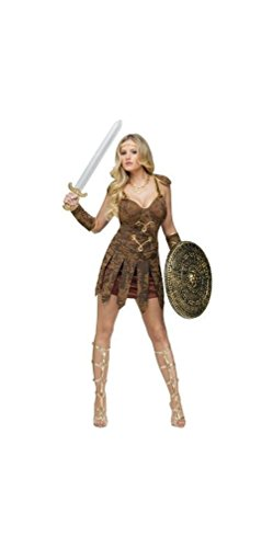 [Gladiator Adult Costume - Medium/Large] (Trojan Halloween Costumes)