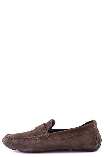 Hogan Mocasines Para Hombre Marrón Marrón It - Marke Größe