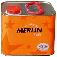Merlin Fuel - Combustible 16% Automodelismo 2,5L Merlín