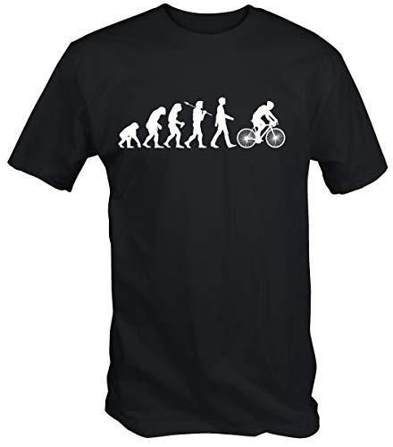 Maglietta uomo Cycling Evolution Of da 6wOnUvxr6q