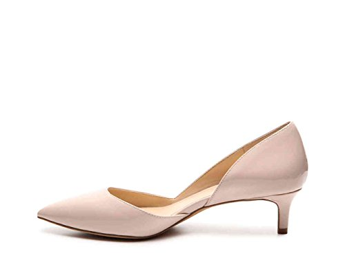 Patent Jordyna Camuto Shell Toe Pink Vince Womens Pointed D Leather Orsay Pumps Sea awAn7Fnvq