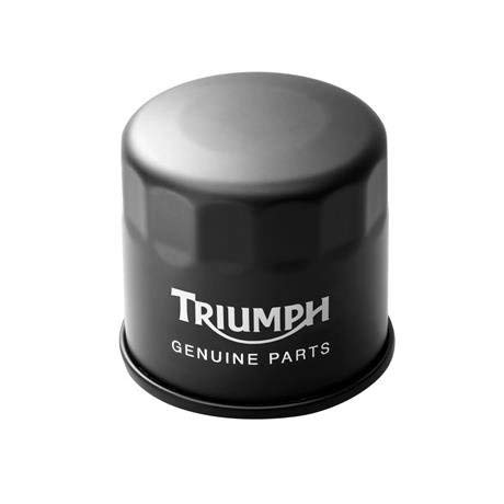 Triumph Spin on oil filter New # T1218001 by TRIUMPH